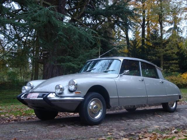 Citroën  - DS 21 Pallas 1966 - 5 vit
