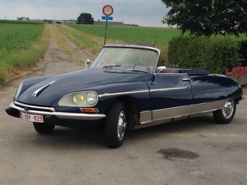 Citroën  - DS 21 Cabriolet 1967 - ´Le Caddy´